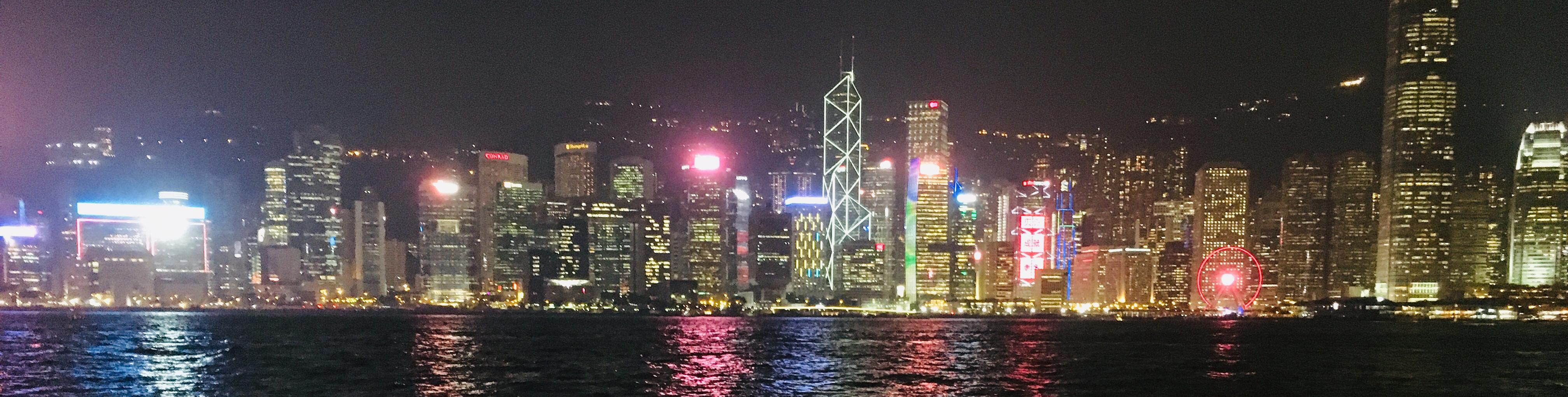 D.A.R.E at Media Education Summit in Hong Kong